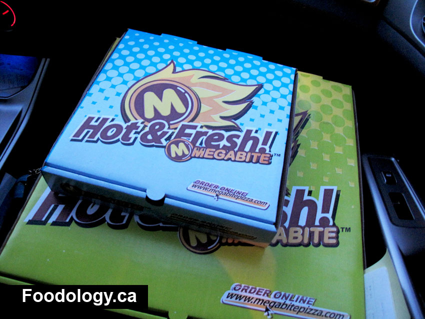 Megabite pizza production skytrain the case of the burnt food m and i felt like a pizza craving so we went online to order what we wanted we could of had them deliver to where we were but it was cheaper just picking publicscrutiny Choice Image
