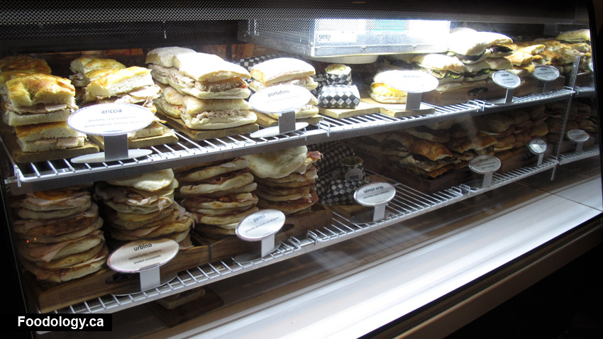 They Have A Large Amount Of Panini Sandwiches. Itu0027s A Perfect Lunch If You  Are Just Walking Around. Theres A Ton Of Flavours To Choose From, ...