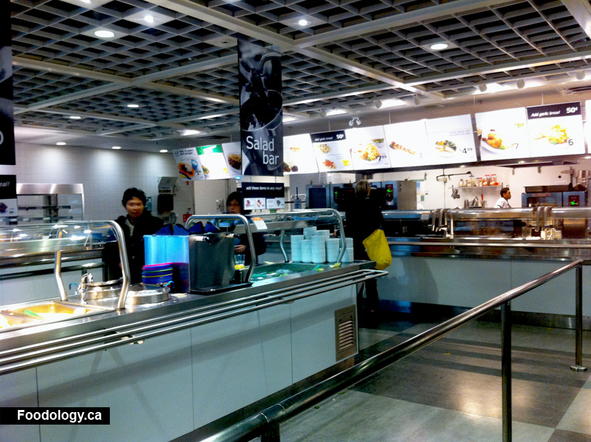 Ikea Restaurant All About The Meatballs And Nothing More Foodology