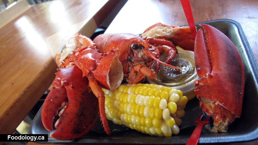 how to eat a full lobster
