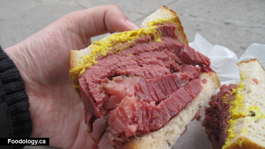 Schwartz's Deli: Montreal Smoked Meat At It's Finest