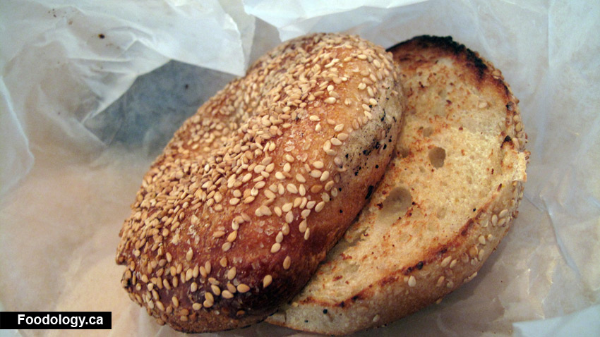 Ess-A-Bagel: It's a Bagel in New York