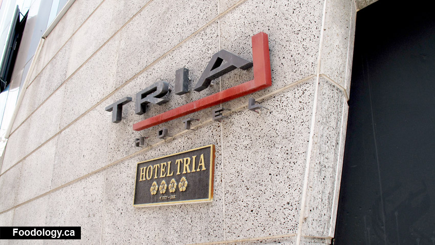 Tria Hotel in Gangnam, Seoul: Review and Travel Tips