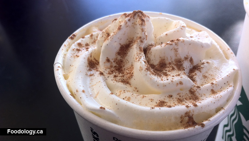 Starbucks: Salted Caramel Mocha and Pumpkin Spice Latte | Foodology