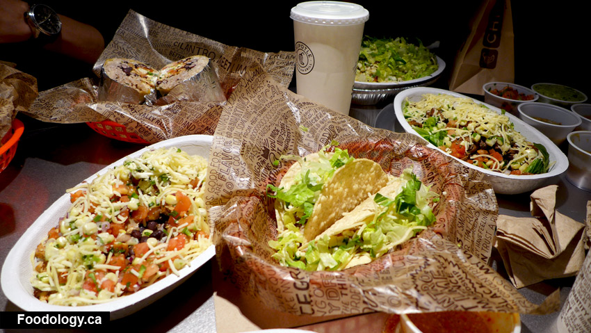 Chipotle Vancouver