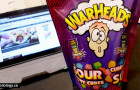 Warheads Sour Chewy Cubes: A Review
