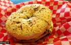 Bagel Street Cafe: Mayo, Mustard, Salt & Pepper