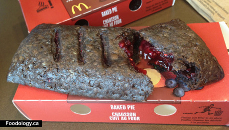 Mc Donalds Raspberry Pie