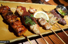 Zakkushi Charcoal Grill: Delicious Japanese Skewers