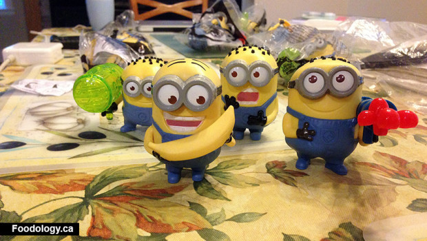 Happy Meal Minion