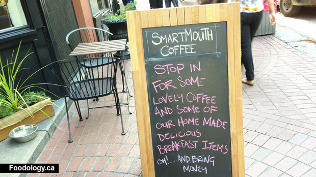 Smart Mouth Coffee