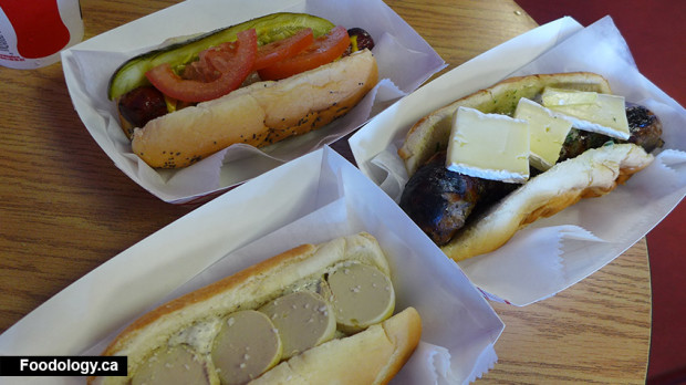 Specialty Hot Dogs