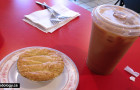 Saint Anna Bakery & Cafe: Pies and Milk Tea