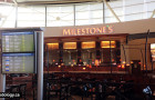 Milestone's: Brunch at YVR Airport