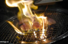 O Grill Yakiniku: Setting Fire to the Grill