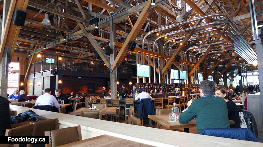 Calgary Olympic Oval Food Court