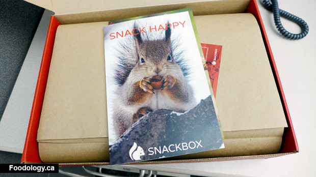 SnackBox Delivery