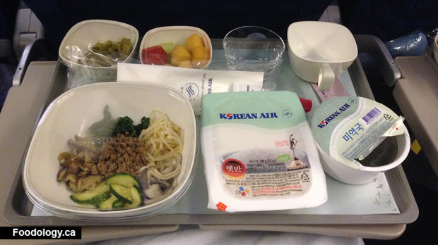 Korean-Air-bibimbap