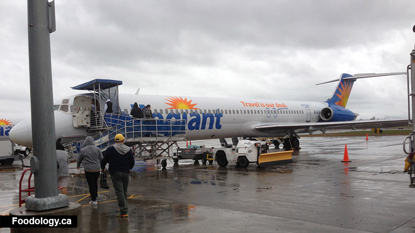 Allegiant Air (usually shortened to Allegiant and stylized as allegiant) is an American low-cost airline that operates scheduled and charter flights. Routes served exclusively from Bellingham include Las Vegas, Palm Springs, San Diego, San Francisco and Phoenix.