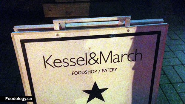 Kessel-March-sign