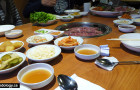 Insadong Korean BBQ: Family BBQ Combo for 4-5 People