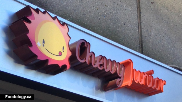 Chewy-Junior-sign