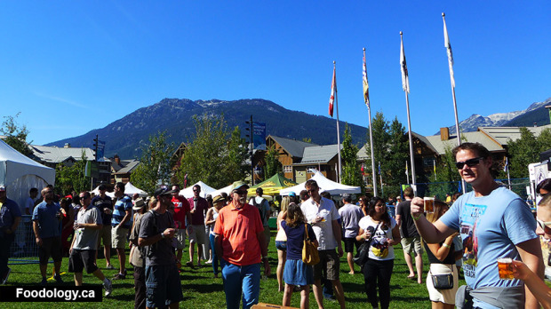 Whistler-Village-Beer-crowd