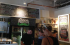 The Green Moustache: Juice and Smoothies in Whistler