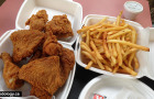 LA Chicken: Church's Chicken + KFC
