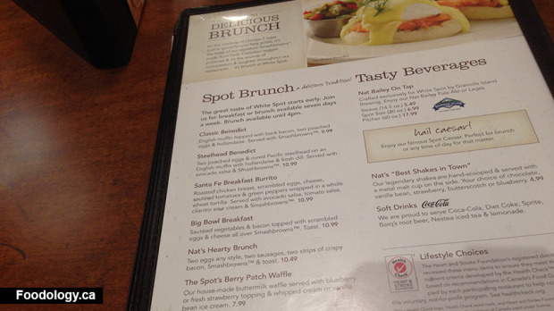 white-spot-brunch-menu