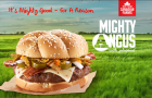 McDonalds Canada: Mighty Angus Burger with Jalapenos
