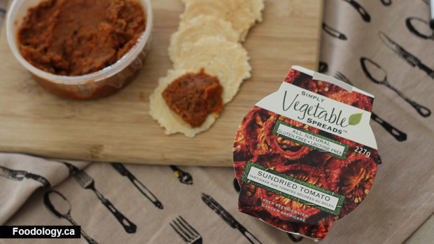 vegetable-spread-sundried-tomatoes