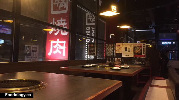 Gyu Kaku Japanese Bbq Late Night Happy Hour Foodology