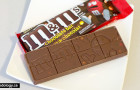 M&M's Chocolate Bar: Chocolate with More Chocolate
