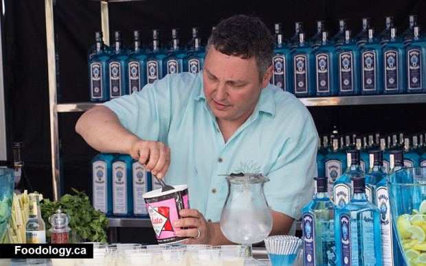 Bombay Sapphire East Summer Cocktails Foodology