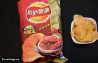 Lay's Taiwan: Thai Spicy Crab Chips Review
