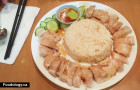 Mamalee Malaysian Delight: Hainanese Chicken in Vancouver