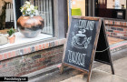The Capilano Teahouse: Tea and Coffee in Gastown