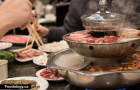 Claypot Hot pot and BBQ: Richmond 3 Tier Hotpot