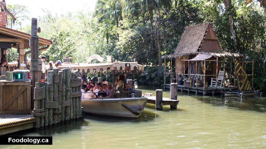 Jungle Cruise In Magic Kingdom Review Foodology