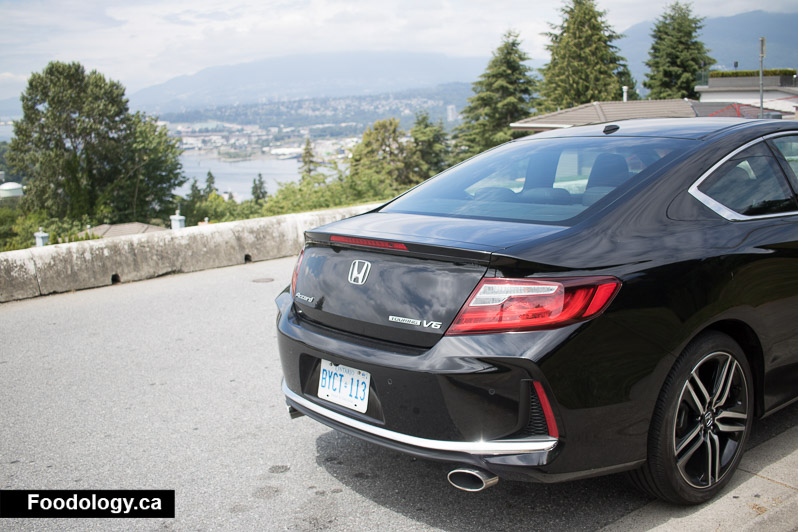 honda accord coupe touring v6 2016 review foodology. Black Bedroom Furniture Sets. Home Design Ideas