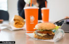 A&W: Smoky BBQ Teen Burger