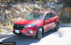 2017 Ford Escape Sport: Review