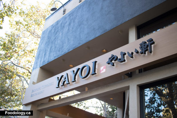 Yayoi Japanese Teishoku Restaurant In Palo Alto Foodology