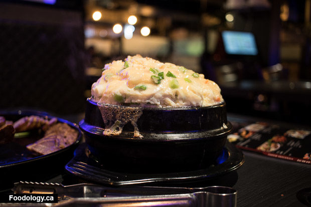 Steamed Egg In A Hot Clay Pot