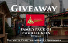 [Giveaway] Vancouver Christmas Market Family Pack of Tickets