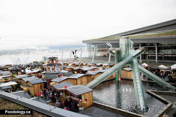 Vancouver Christmas Market: Eat, Drink and Be Merry | Foodology