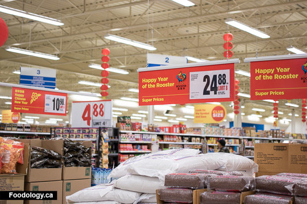 Real Canadian Superstore: Finding Chinese New Year Foods