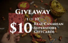 Giveaway: Real Canadian Superstore Gift Cards for Chinese New Year