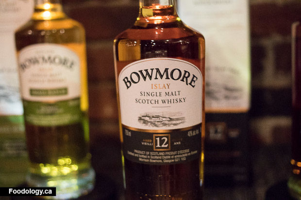 bowmore islay single malt